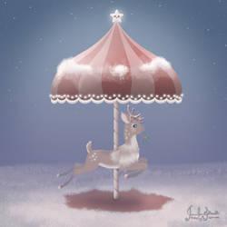Christmas Carousel by KittyCarousel