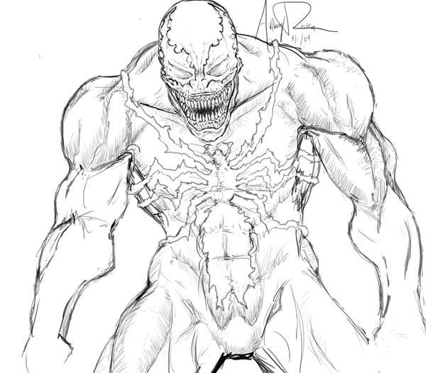 Venom By Archonyto On DeviantArt
