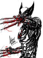 Wolverine... by Archonyto