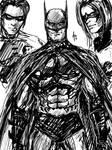 Goodbye Smiling Batman