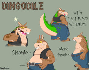 Dingodile Page