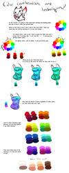 Color Combinations Advice by AishaxNekox