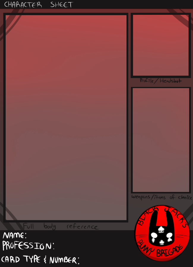BJBB: Character Sheet by AishaxNekox