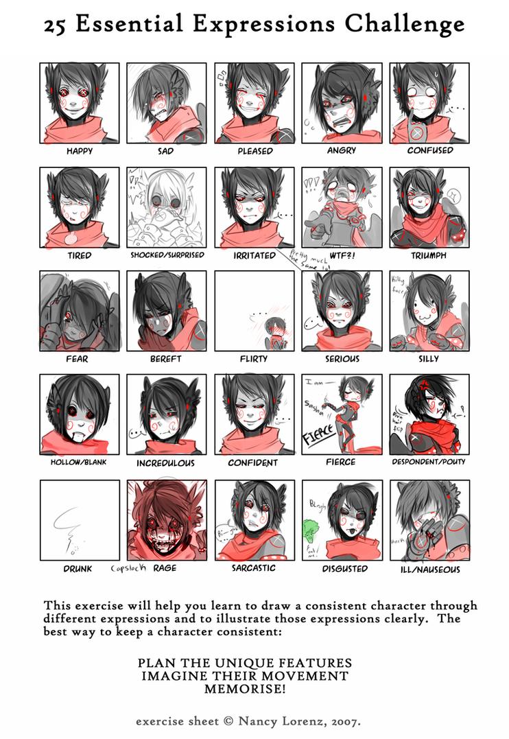 DB expressions by AishaxNekox