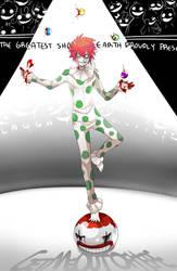 Circus monster by AishaxNekox