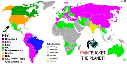 an opinion map