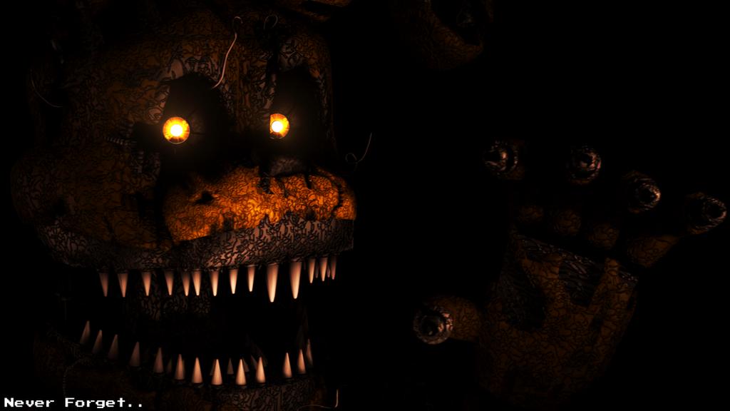 Nightmare  Springbonnie Teaser by StealthHawk6
