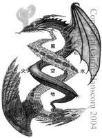 Dragon Helix by Aerin-Kayne