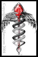 Blood Ankh by Aerin-Kayne