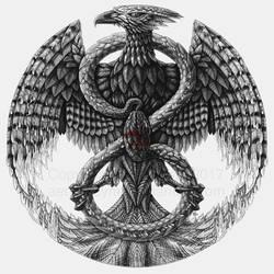 Phoenix Crest -