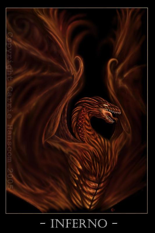Inferno by Aerin-Kayne