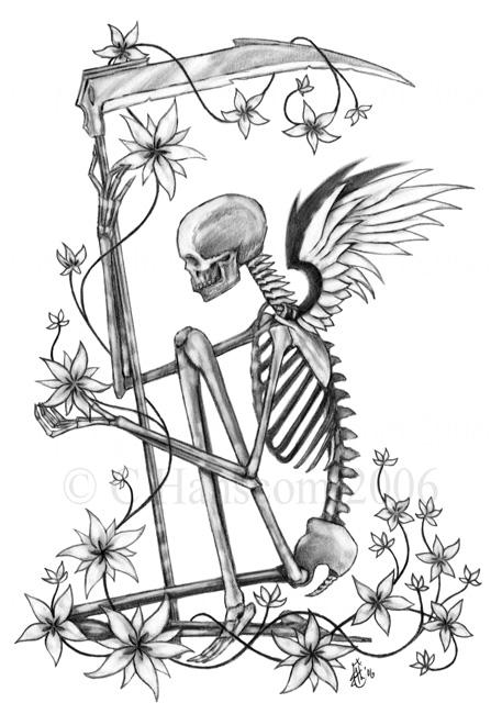 Reaper by Aerin-Kayne