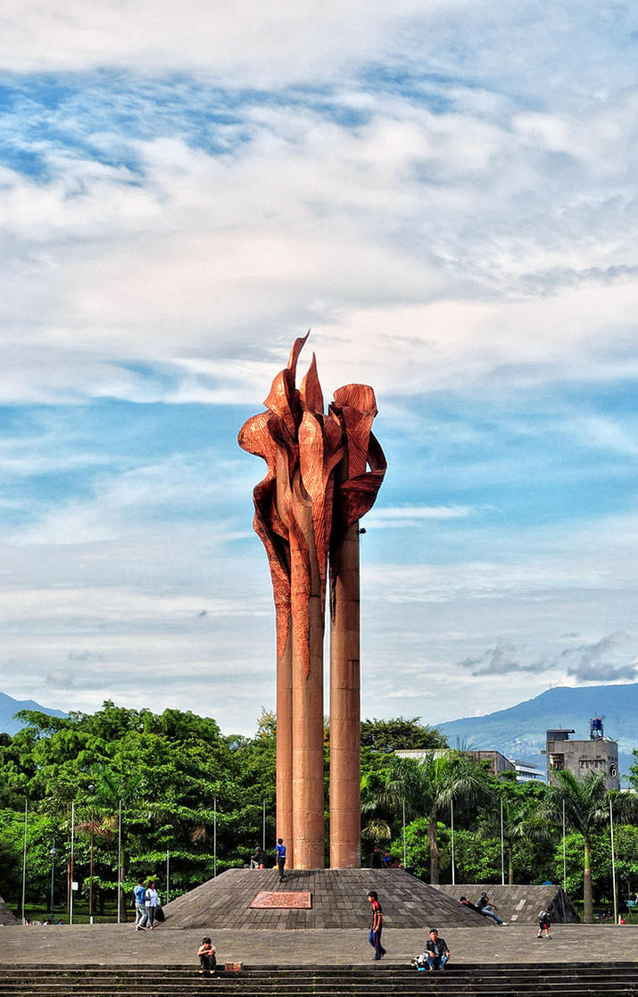 Bandung Lautan Api by giestation