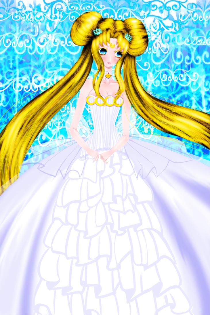 Sailor Moon by xXDeathCandyXx