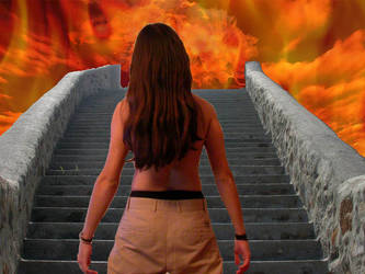 Stairway to Hell II by Nokturnum