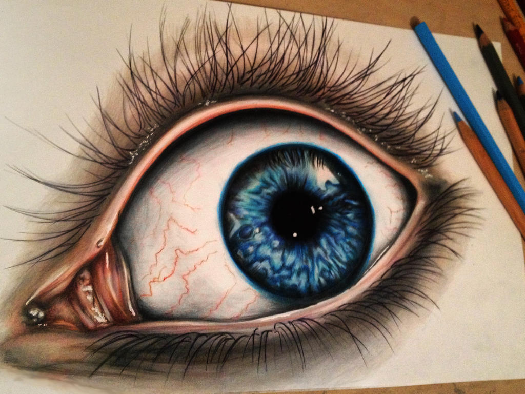 Eye II complete by Polaara