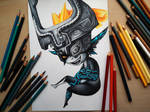 Midna from Legend of Zelda- Twilight Princess