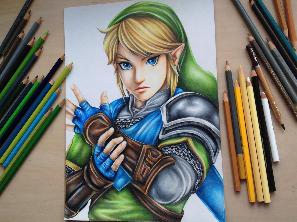 Link from the Legend of Zelda- Hyrule Warriors
