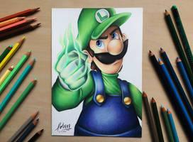 Luigi by Polaara