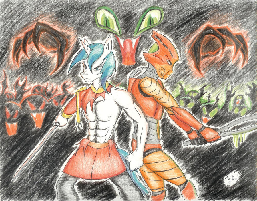 [Taverne] My Little Pony et les Brony Bionicle_x_mlp_by_lordvader914-d4xbxcf