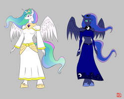 The Rulers of Equestria