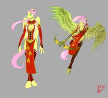 Lian Shi Fluttershy