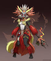 Delphox Witch Doctor