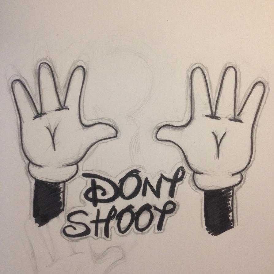 Dont Shoot  by karlito92972