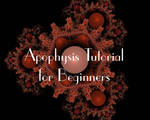 Apophysis Tutorial - Beginners