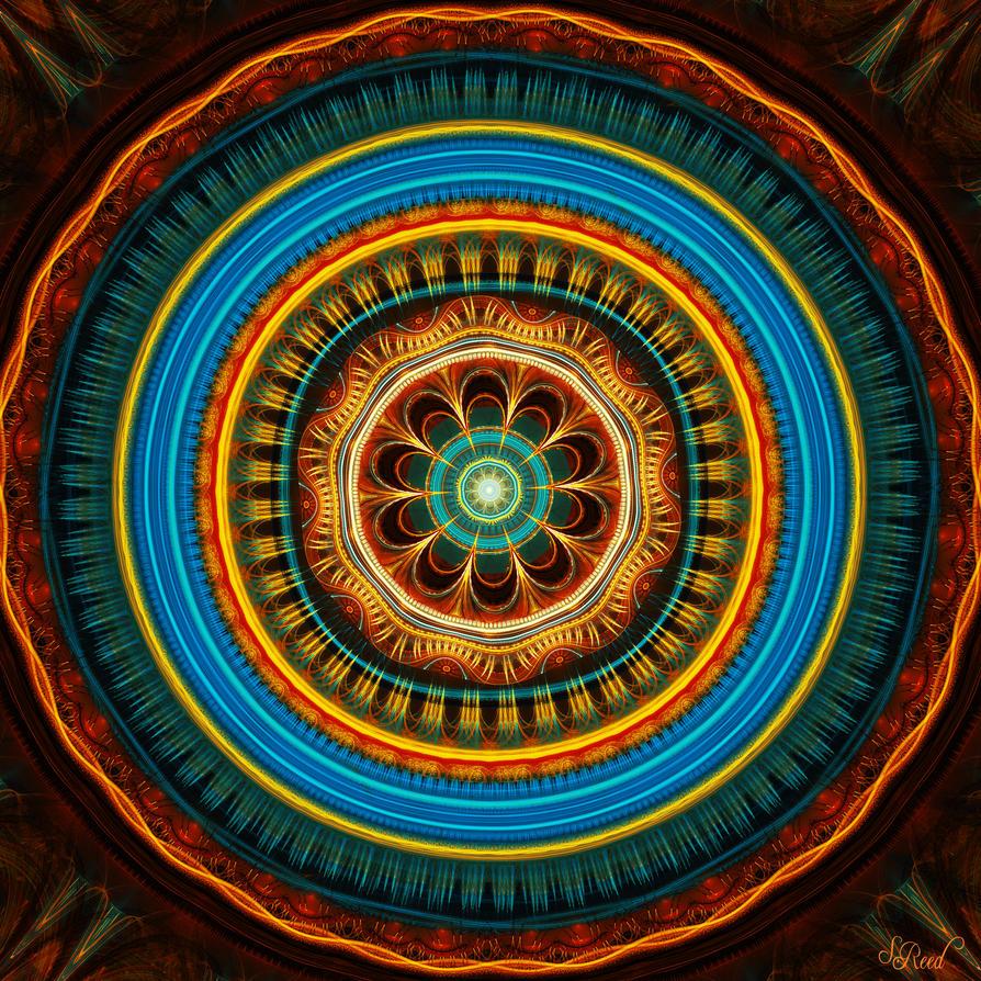 Apophysis Mandala by Sya