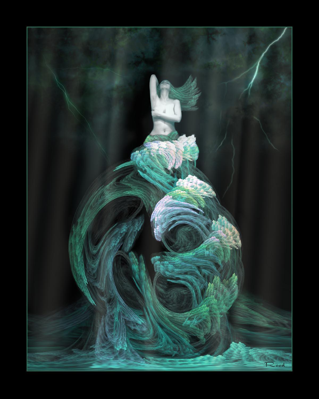 Mermaid - Final by Sya