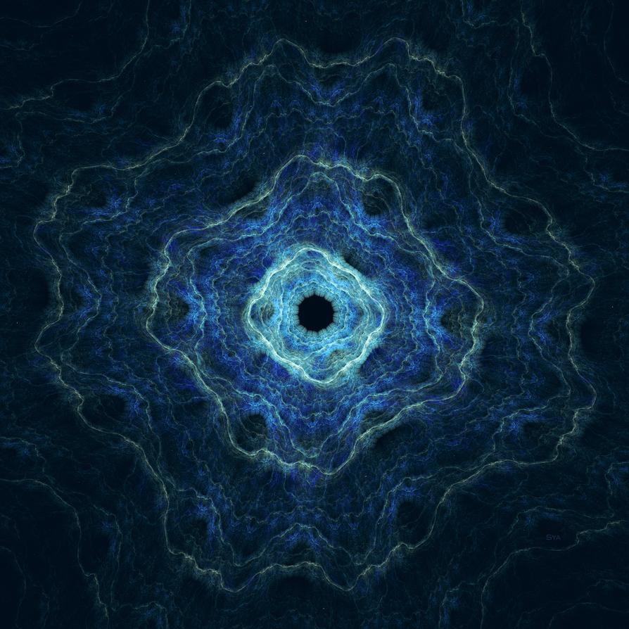 Iris Nebula by Sya