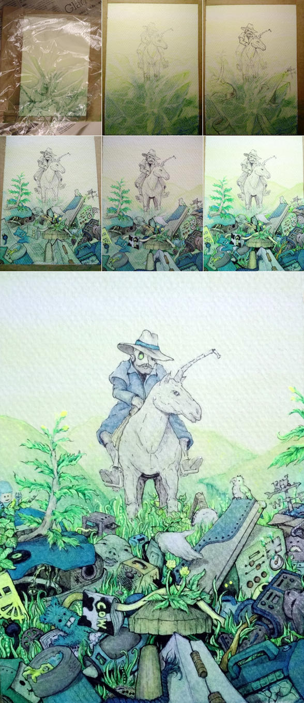 Cowbot by Sya