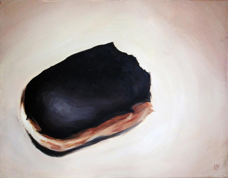 Donut by flyingcatbread
