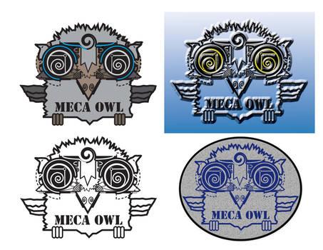 mecha owl