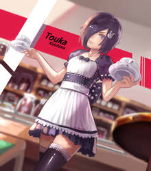 Maid Touka by RinLoading