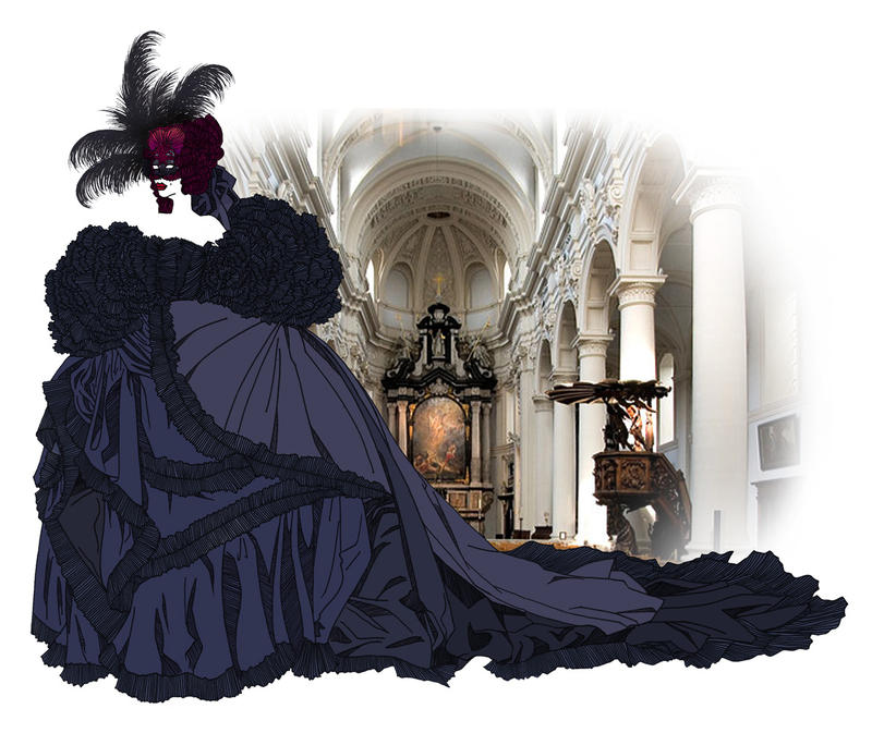 Baroque Legend by anotherphilip