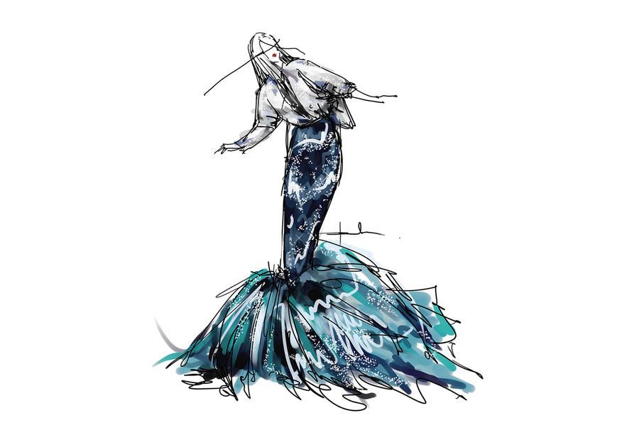 Frozen Mermaid