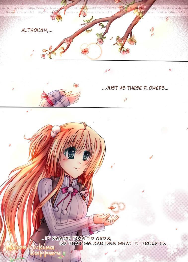 Risou-tekina kappuru: Ch 1 Page 2 - Colored by RaikonKitsune