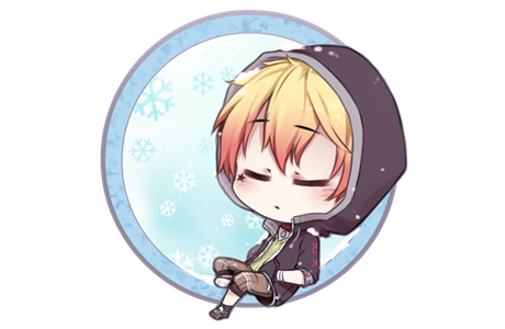 Holiday Fraser Charm - little by RaikonKitsune
