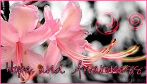 Breast Cancer Banner by girlnpurple88