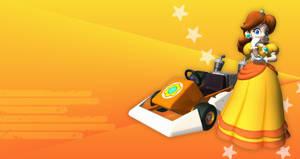 Daisy - Mario Kart DS