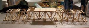 my toothpick bridge