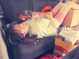 Leaving Home by SAYA-LOURA