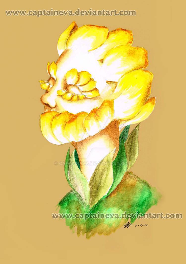 Hepburn Flower