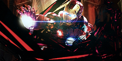 Iron Man Sign by Mamedez