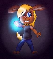 I got a power 2! by samart0098