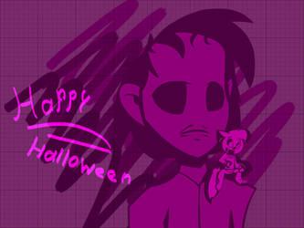 Happy Halloween! by samart0098