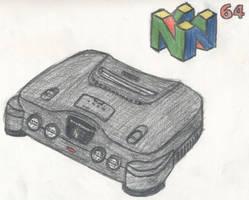 Nintendo 64 by RikMcCloud