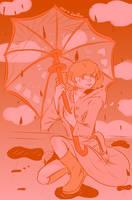 Citrus Rain by Flutterbest